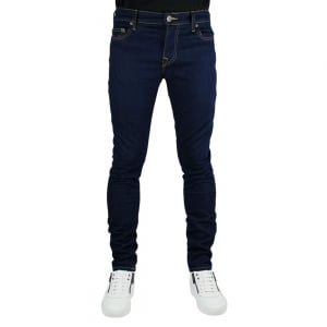 "True Religion Tony No Flap 32"" Regular Leg Jeans in Dark Wash"