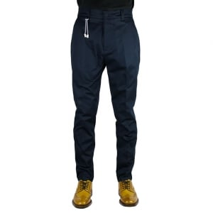 Hamaki-Ho America Trousers in Navy