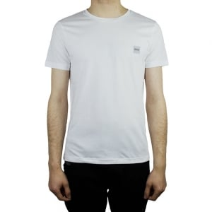 Boss Orange Tommi UK T-Shirt in White