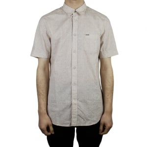 Diesel S-Wop Shirt in Salmon