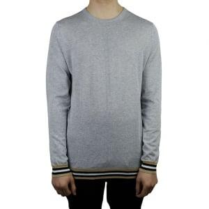 Hamaki-Ho Knitwear Jumper in Grey