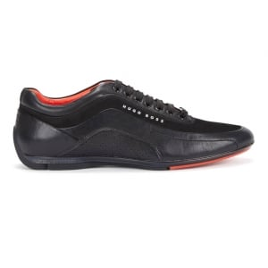 Boss Black HB Racing Trainers in Black