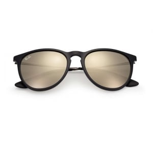 Ray-Ban Erika Polarised Sunglasses in Black