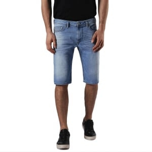 Diesel Shorts Thashort in Light Wash