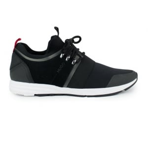 Hugo Hybrid Runn Trainers in Black