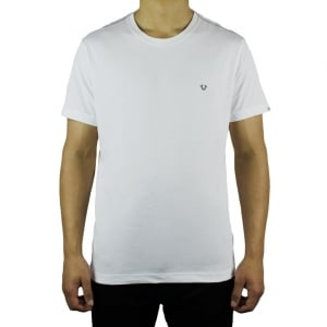 True Religion Optic T-Shirt in White