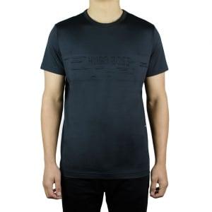 Boss Green Tee 9 T-Shirt in Black