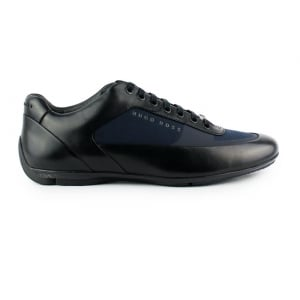 Boss Black HB Racing Trainers in Dark Blue