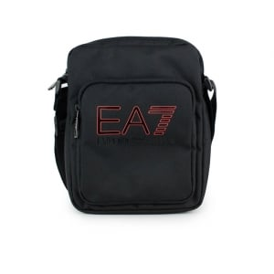 Ea7 Bags 2 Pocket Bag in Black