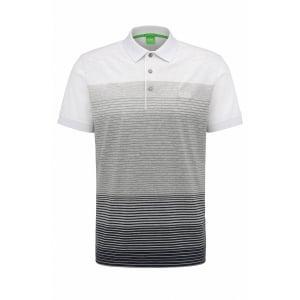 Boss Green Paddy 3 Polo Shirt in Grey