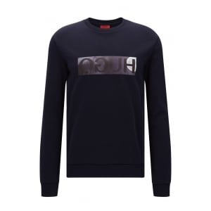 Hugo Dicagos Sweatshirt in Navy