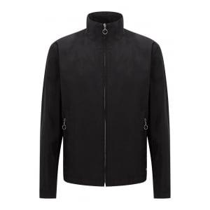 Hugo Bjalto Coat in Black