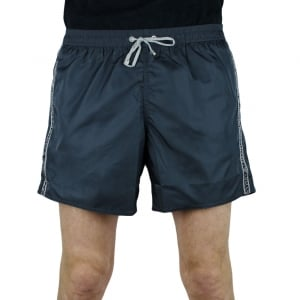 Ea7 Seaworld 2 Swim Shorts in Charcoal