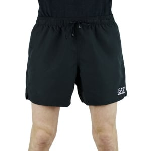 Ea7 Seaworld 3 Swim Shorts in Black