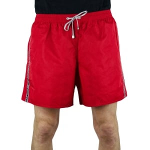 Ea7 Seaworld 2 Swim Shorts in Red