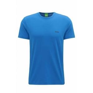 Boss Green Tee T-Shirt in Blue