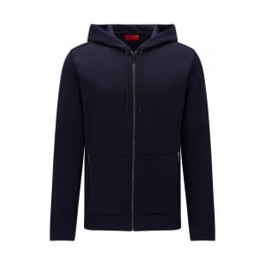 Hugo Dampton Sweatshirt in Navy