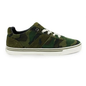 Ralph Lauren Polo Handford Trainers in Olive