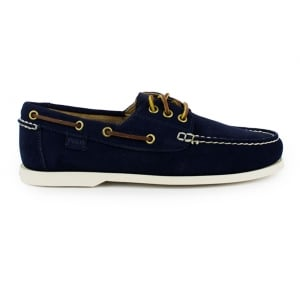 Ralph Lauren Polo Bienne 11 Trainers in Navy