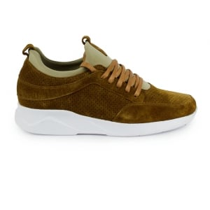 Mallet Archway Trainers in Beige