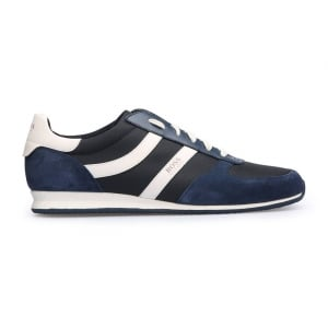 Boss Orange Orland Runn Trainers in Navy