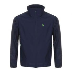 Ralph Lauren Polo Coat Vital Windbreaker Jacket in Navy