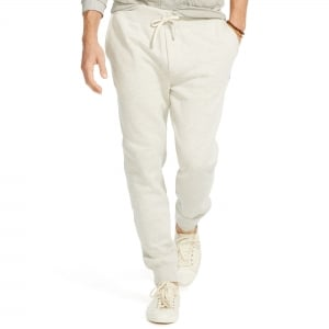 Ralph Lauren Polo Cuffed Jogging Bottoms in Grey
