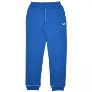 True Kids Jogging Bottoms in Royal Blue