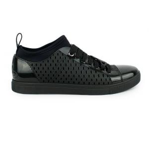 Vivienne Westwood Orb Sneaker Trainers in Black