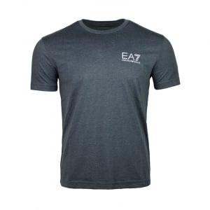 Ea7 Core Tee T-Shirt in Dark Grey