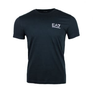 Ea7 Core Tee T-Shirt in Navy