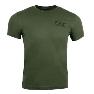 Ea7 Core Tee T-Shirt in Green