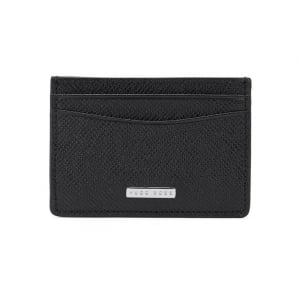 Money Clip Wallet in Black