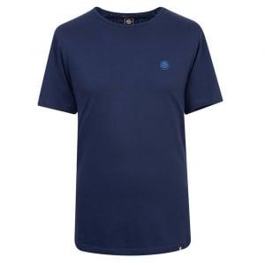 Pretty Green Mitchells T-Shirt in Navy