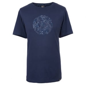 Pretty Green Thornley T-Shirt in Navy
