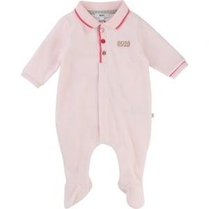 Boss Kids Pyjamas Nightgown in Pink