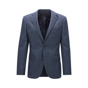 Boss Black Jestor1 Jacket in Blue
