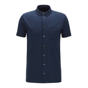 Puno 04 Polo Shirt in Navy