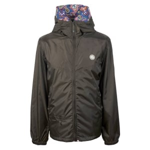 Pretty Green Lightweight Jacket in Green