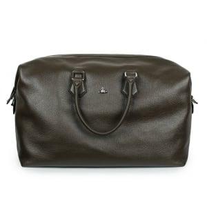 Vivienne Westwood Weekend Bag in Green