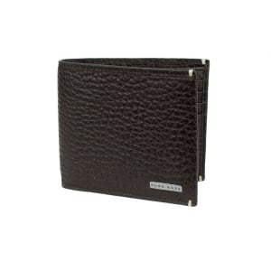 Varenne8 Wallet in Dark Brown