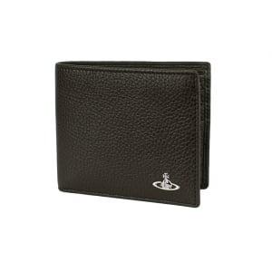 Vivienne Westwood Credit Card Wallet in Green