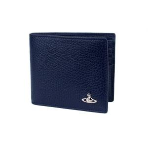 Vivienne Westwood Credit Card Wallet in Blue