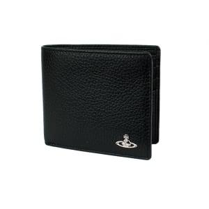 Vivienne Westwood Credit Card Wallet in Black