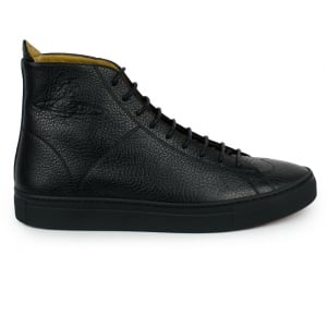 Vivienne Westwood Hightop Trainers in Black