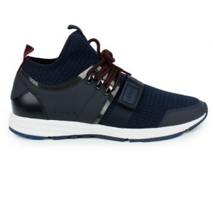 Hugo Hybrid_Runn Trainers in Blue