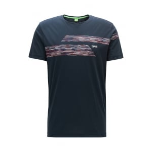 Teep 1 T-Shirt in Navy