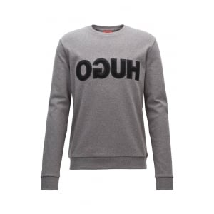 Hugo Dicagor Sweatshirt in Grey