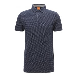 Perfect Polo Shirt in Navy