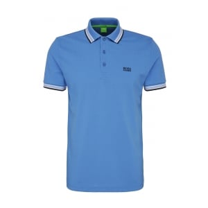 Paddy Polo Shirt in Blue